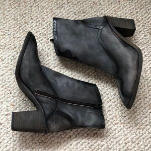 Brand new Free People booties